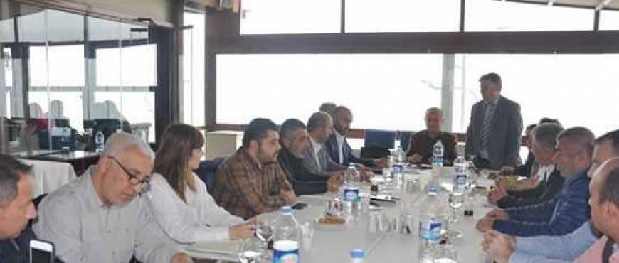 Kömür Üreticileri Birlik Toplantısında Buluştu